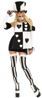 Wonderland White Rabbit Adult Costume