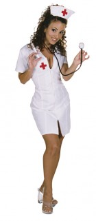 Hot Flash Womens Women's Costume