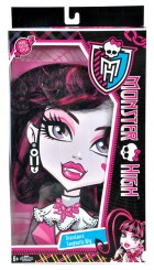 Monster High Draculaura Child Girl's Costume Wig