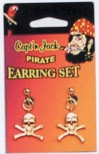 Pirate Earring Set Crossbones Accessory Metal_thumb.jpg