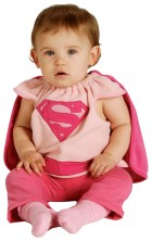 Supergirl Bib Newborn Girl's Costume_thumb.jpg