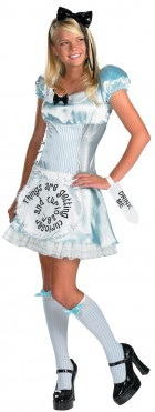 Alice in Wonderland Alice Adult Women's Costume_thumb.jpg