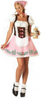 Fetching Fraulein Adult Women\u0027s Costume. NZ$78.95