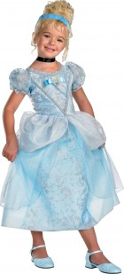 Disney Cinderella Deluxe Toddler / Child Girl's Costume_thumb.jpg