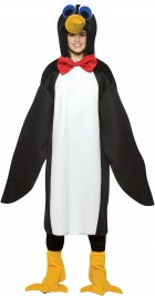 Penguin Teen Costume One Size_thumb.jpg