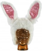 Disney Alice in Wonderland - Adult's White Rabbit Hat_thumb.jpg