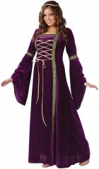 Renaissance Lady Adult Plus Women's Costume_thumb.jpg