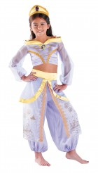 Disney Aladdin Storybook Jasmine Prestige Toddler / Child Girl's Costume_thumb.jpg