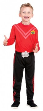 The Wiggles Simon Red Wiggle Deluxe Toddler / Child Costume_thumb.jpg