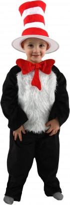 Dr. Seuss The Cat in the Hat - The Cat in the Hat Toddler / Child Costume_thumb.jpg
