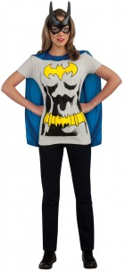 Batgirl T-Shirt Adult Women's Costume Kit_thumb.jpg
