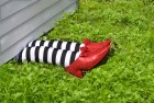 Wizard of Oz - Wicked Witch of the East Legs Under House Door Stop Decor_thumb.jpg