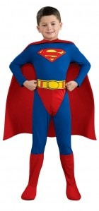 Superman Fancy Dress Child Boy's Costume_thumb.jpg