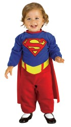 Supergirl Fancy Dress Infant Newborn Girl's Costume_thumb.jpg