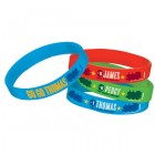 Thomas the Tank Engine & Friends Rubber Bracelets Pack of 4_thumb.jpg
