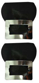 Colonial Silver Shoe Buckles Pilgrim Adult's Costume Accessory_thumb.jpg