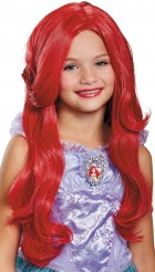 The Little Mermaid Ariel Deluxe Child Wig_thumb.jpg