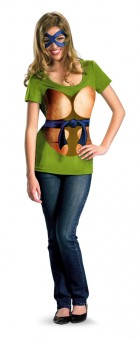 Teenage Mutant Ninja Turtles Leonardo Alternative Teen Girl's Costume 7-9_thumb.jpg