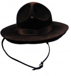 Adult Men's Police Scout  Campaign Sergeant Costume Hat_thumb.jpg