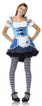 Mushroom Alice in Wonderland Womens Women's Costume_thumb.jpg