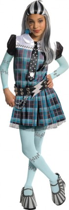 Monster High Frankie Stein Deluxe Child Girl's Costume_thumb.jpg