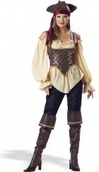 Rustic Pirate Lady Elite Collection Adult Women's Costume_thumb.jpg