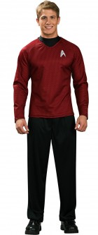 Star Trek Movie (2009) Red Shirt Deluxe Adult Costume_thumb.jpg
