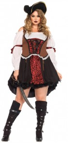 Ruthless Pirate Wench Adult Plus Costume_thumb.jpg