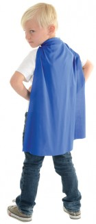 24 Inch Child Superhero Costume Cape Blue_thumb.jpg