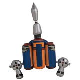 Star Wars Jango Fett Inflatable Jetpack Men's Costume Accessory