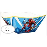 The Incredibles 2 Serving Bowls Pack of 3