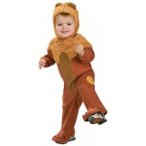 The Wizard of Oz Cowardly Lion Infant Costume