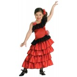 Spanish Princess Child Girl's Costume