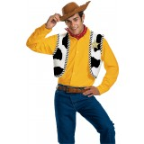 Disney Toy Story - Adult Teen Woody Cowboy Costume Accessory Kit