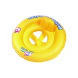 69cm Baby Inflatable Pool Seat - for 1-2 Yrs, 69cm, Yellow