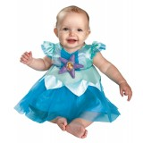 Ariel Infant Girl's Costume 12-18 Months