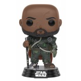 Star Wars Rogue One Saw Gerrera Pop! Vinyl Colletable Figurine