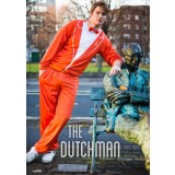 The Dutchman Traxedo - Tracksuit and Tuxedo in one