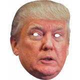 Donald Trump Adult Paper Mask
