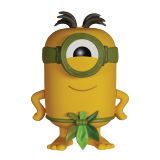 Minions - Au Naturel Minion Pop! Vinyl Collectable Figurine