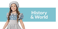 History and World Book Week costume ideas