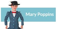 Mary Poppins Book Week costume ideas