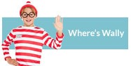 Where's Wally Book Week costume ideas