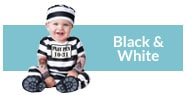 Black & white costumes and accessories