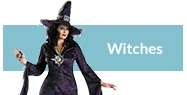 Witches Halloween Costumes