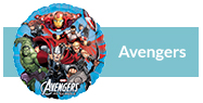 Avengers Party Decorations