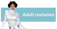 Star Wars adult costumes