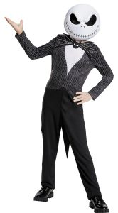 Disney Nightmare Before Christmas Jack Skellington Child Costume
