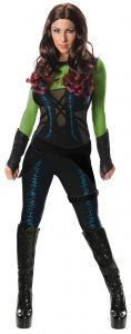 Guardians of the Galaxy Gamora Adult Women's Costume