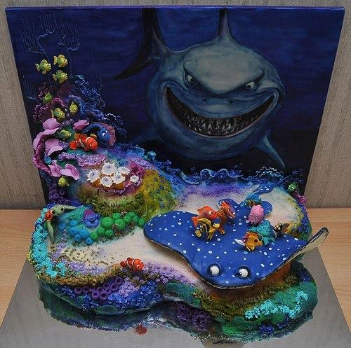 Amazing Finding Nemo Birthday Cake Idea Costume Amp Party
